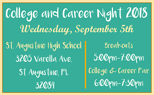 College & Career Night 2018