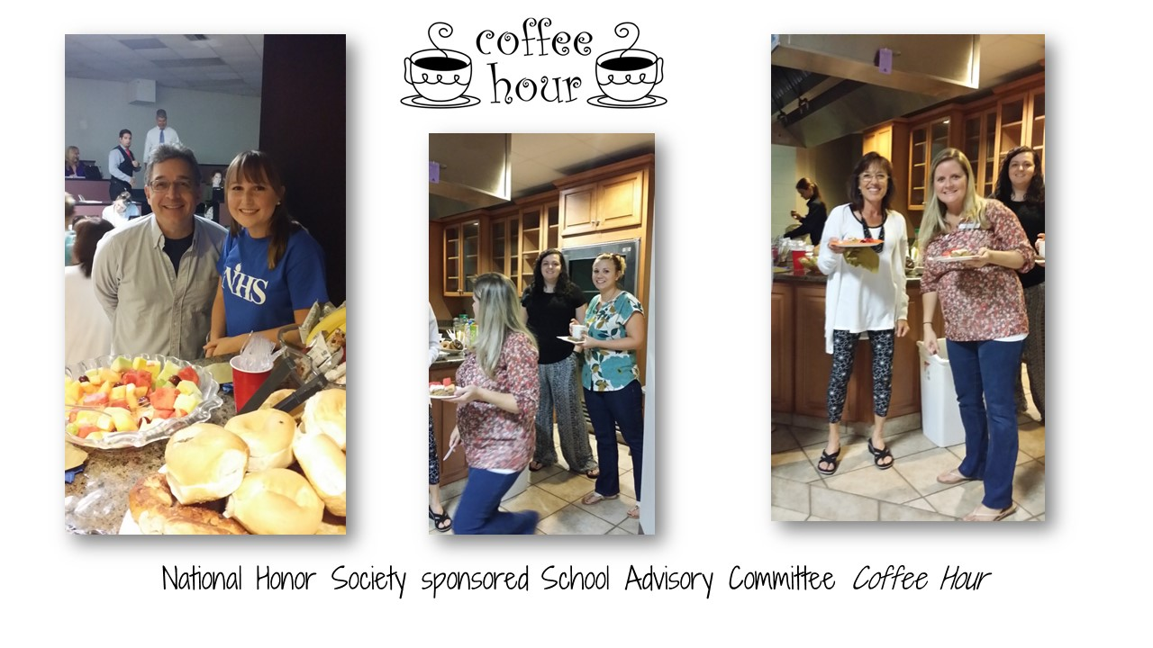 Coffee Hour-NHS