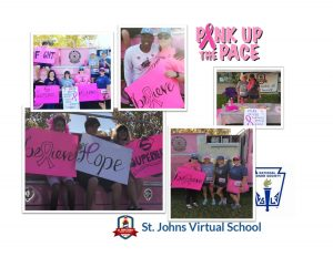 Pink up the Pace 2018 1